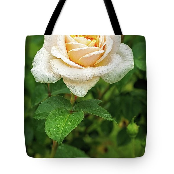 Virtue Of Pureness Tote Bag