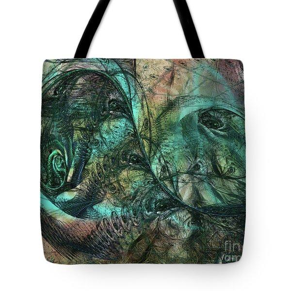 Virulent Germination Tote Bag