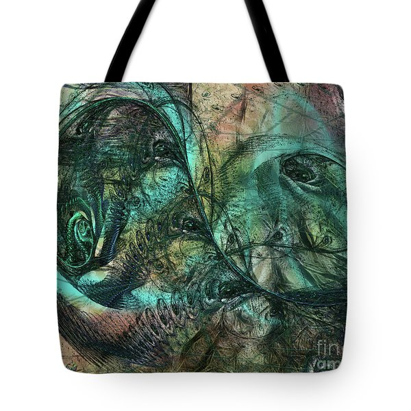 Virulent Germination Tote Bag