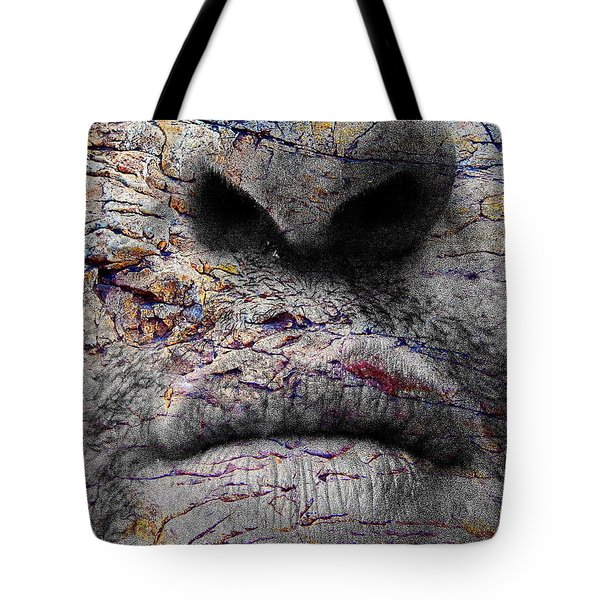 Visceral Number 78 Tote Bag