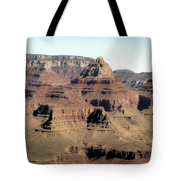Vishnu Temple Grand Canyon National Park Tote Bag