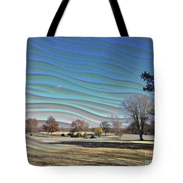 Visible Chill Tote Bag