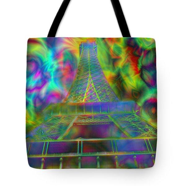Vision 15 Tote Bag