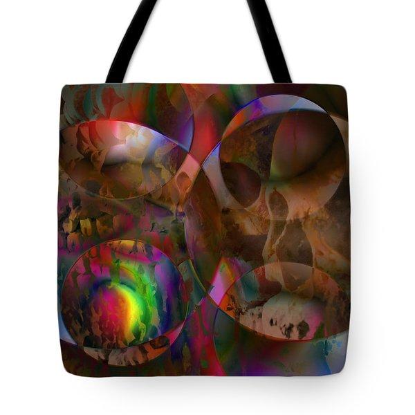 Vision 24 Tote Bag