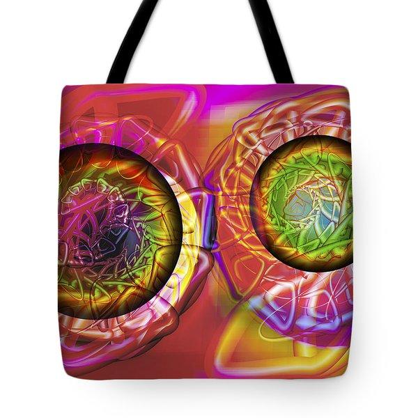Vision 42 Tote Bag