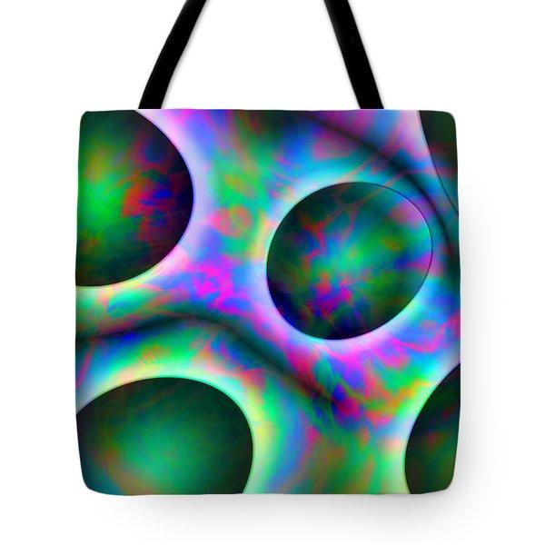 Vision 30 Tote Bag