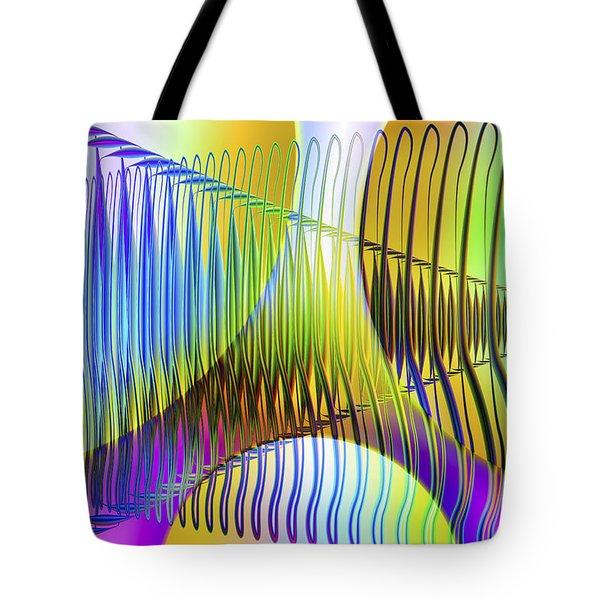 Vision 45 Tote Bag