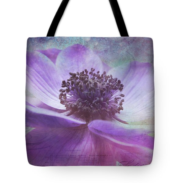 Vision De Violette Tote Bag