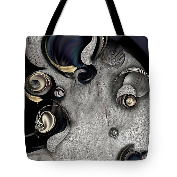 Vision Of Aesthetic Thing Tote Bag by Carmen Fine Art
