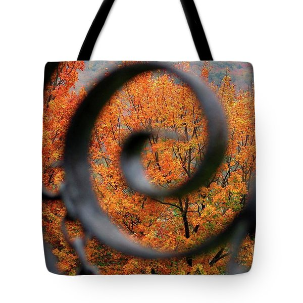 Vision Tote Bag by Sheila Ping