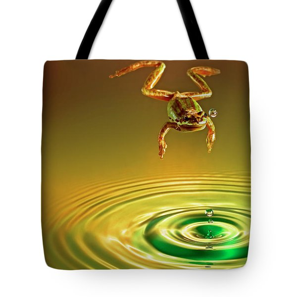 Tote Bag featuring the photograph Vision by William Lee