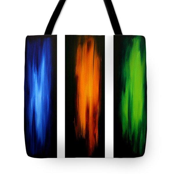 Visionary By Madart Tote Bag by Megan Duncanson
