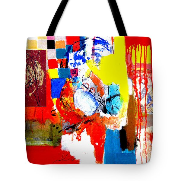 Visions And Tote Bag