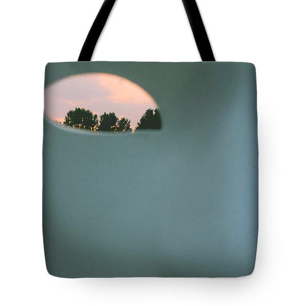 Visions At Sunset Tote Bag