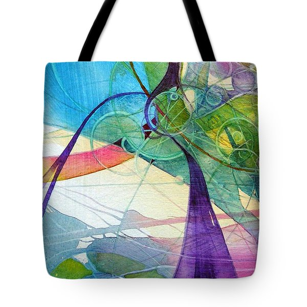 Visions In Motion Tote Bag