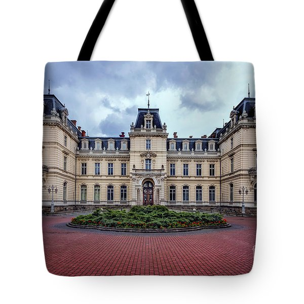 Visions Of Another Time Tote Bag