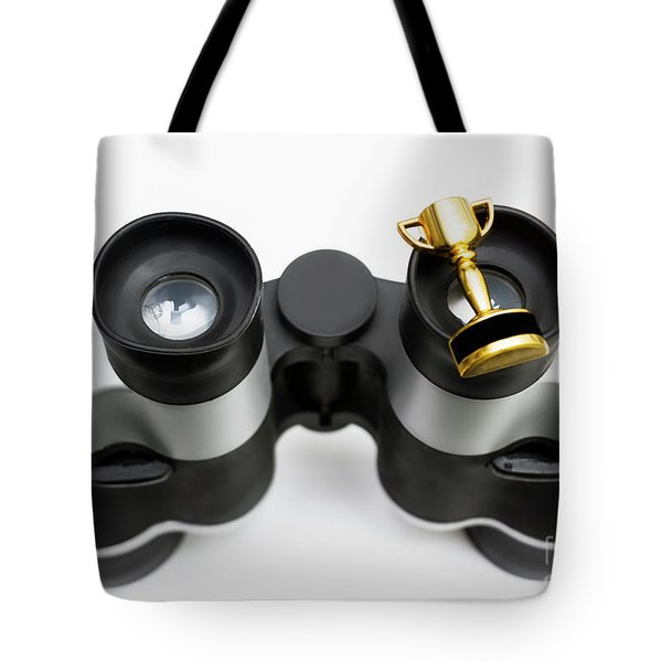 Visions Of Victory Tote Bag