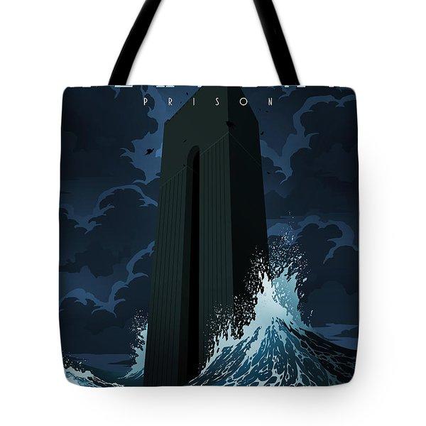 Visit Azkaban Tote Bag