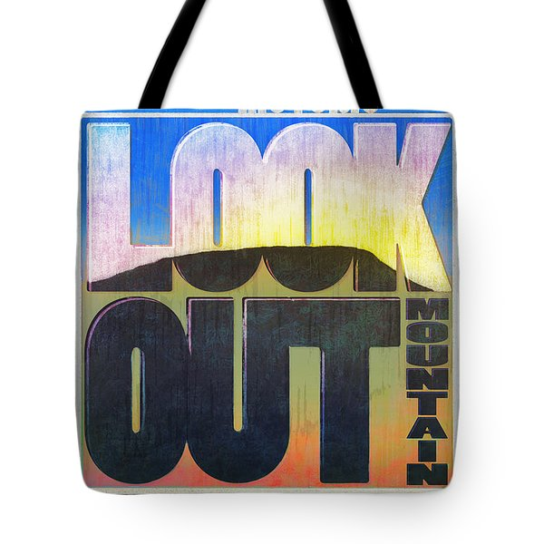 Visit Lookout Mountain Tote Bag