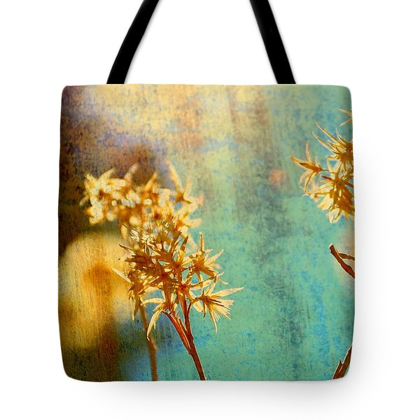 Visit Tote Bag by Mark Ross