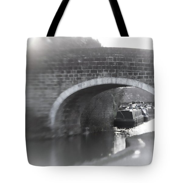 Visit To An Old Friend Tote Bag