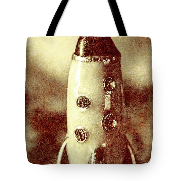 Visiting The Civilisation Of Ancient Mars  Tote Bag