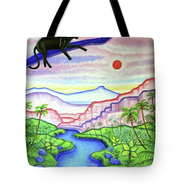 Vista Tote Bag by Tracy Dennison