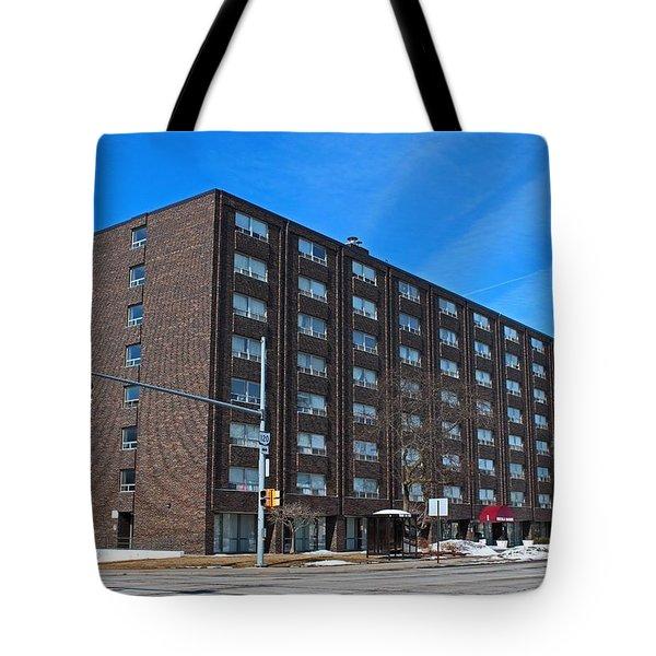 Vistula Manor Tote Bag