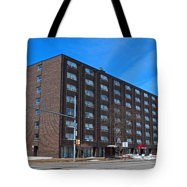 Vistula Manor Tote Bag