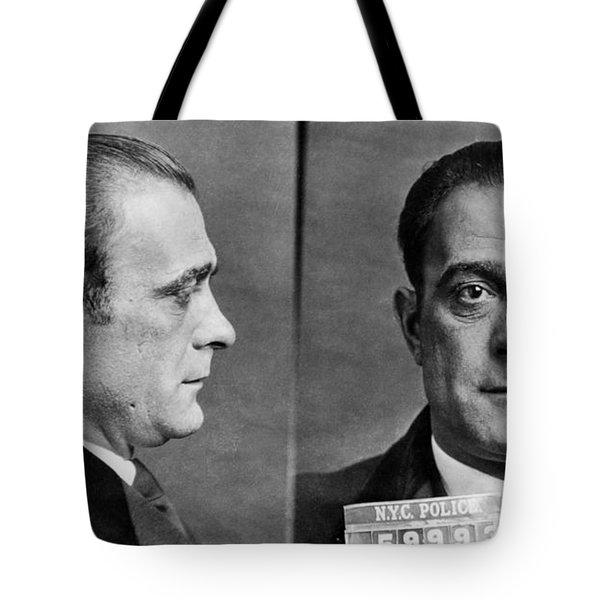 Vito Genovese (1897-1969) Tote Bag by Granger