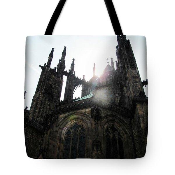 Vitus Cathedral Tote Bag