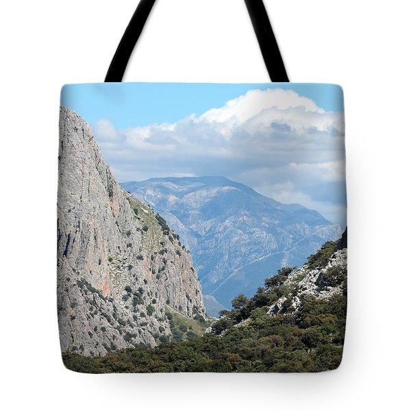 Viva Andalucia Tote Bag