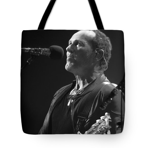 Vivian Campbell Mtl 2015 Tote Bag by Luisa Gatti