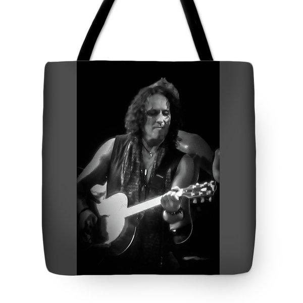 Vivian Campbell - Campbell Tough3 Tote Bag