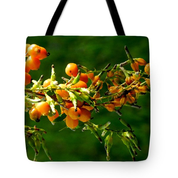 Vivid Berries Tote Bag