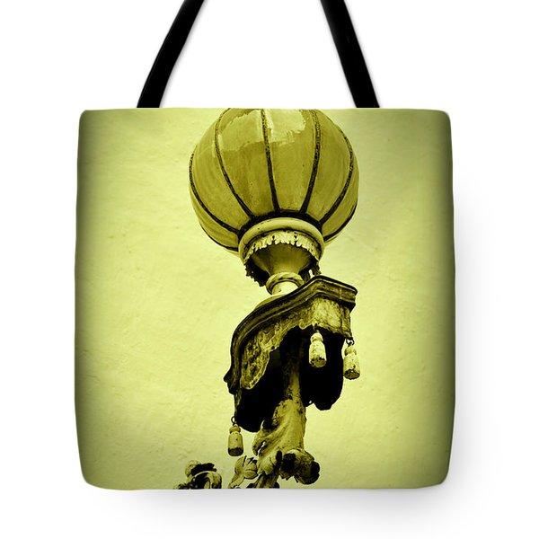 Vizcaya Lamp Tote Bag