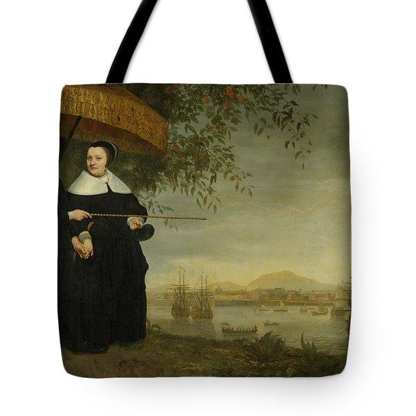 Voc Senior Merchant Tote Bag by Aelbert Cuyp