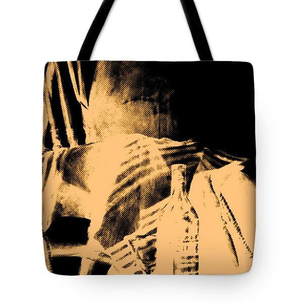 Vodka Tote Bag by Roro Rop