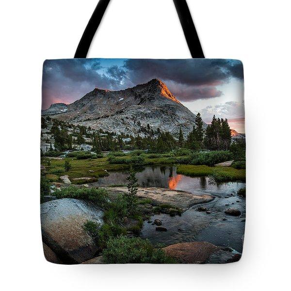 Vogelsang Peak Tote Bag