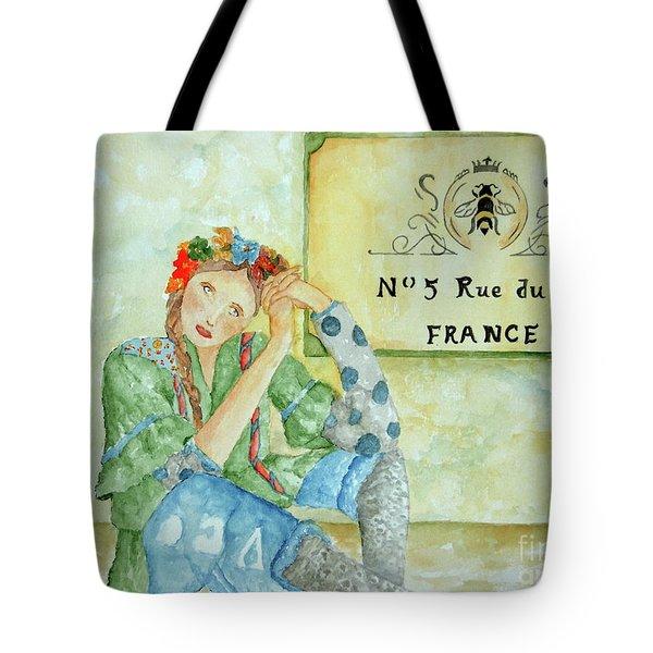 Vogue Vagabond Tote Bag