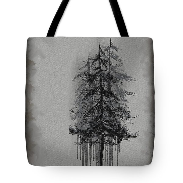 Voices Tote Bag by Annette Berglund