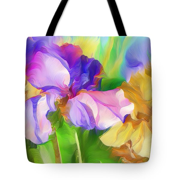 Voices Of Spring Tote Bag