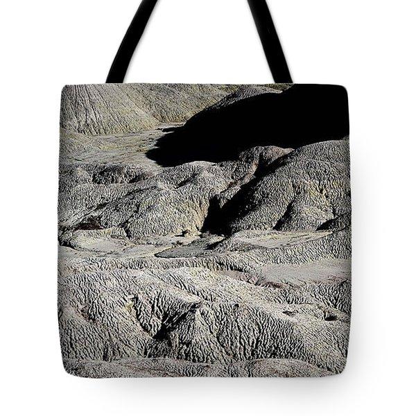 Volcanic Deposit Painted Desert  Tote Bag