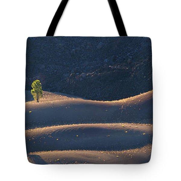 Volcanic Tote Bag by Dustin LeFevre