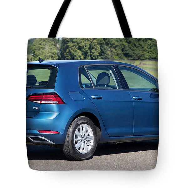 Volkswagen Golf Tsi Tote Bag