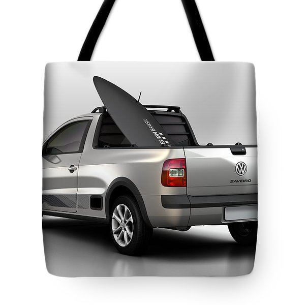 Volkswagen Saveiro Tote Bag