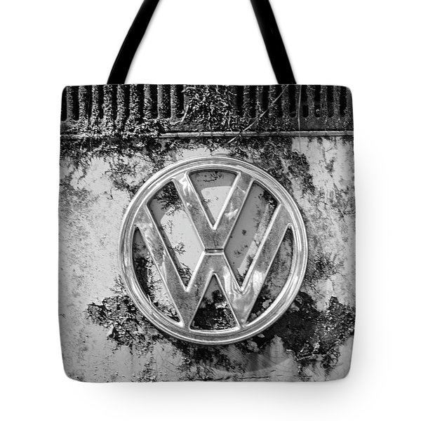 Volkwagen Sign Tote Bag