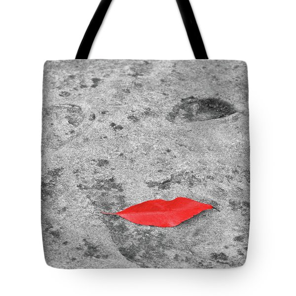 Tote Bag featuring the photograph Voluminous Lips by Dale Kincaid