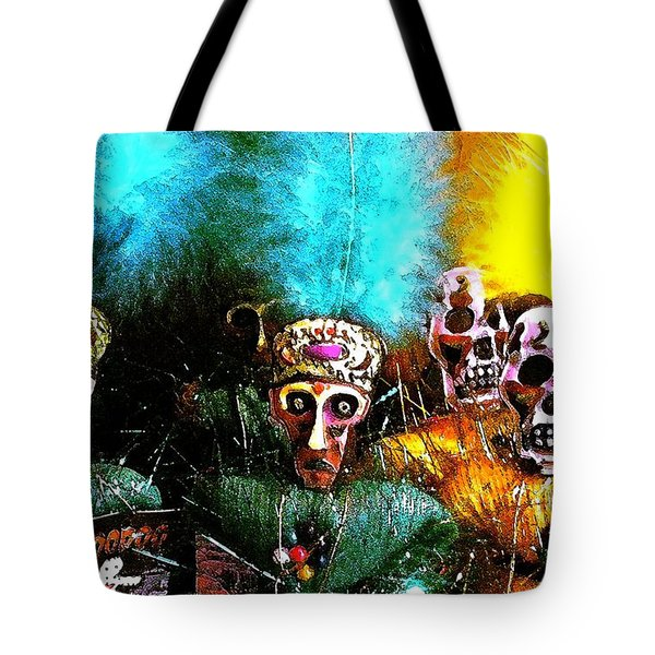 Voodoo For You Tote Bag