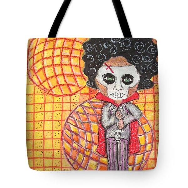 Voodoo Man Tote Bag
